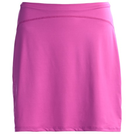 Skirt Sports Happy Girl Skirt (For Women) in Oasis Print