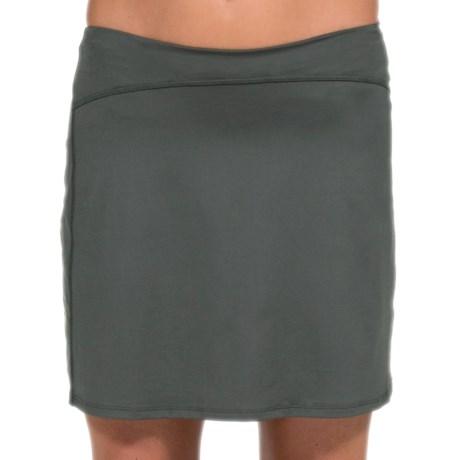 Skirt Sports Happy Girl Skirt (For Women) in Shadow