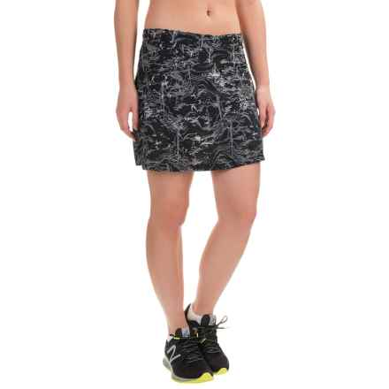 Skirt Sports High Five Running Skirt - Built-in Shorts (For Women) in Dream Print - Closeouts