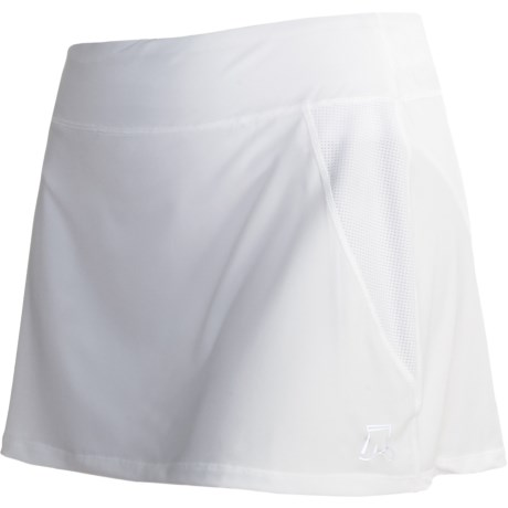 Skirt Sports Marathon Girl Ultra Sports Skort (For Women) in White