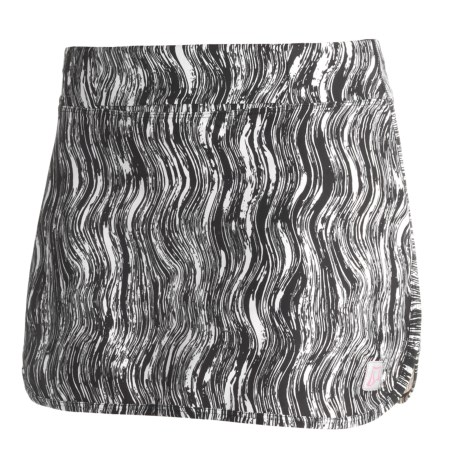 Skirt Sports Race Belt Skirt (For Women) in Wilder Print