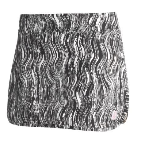 Skirt Sports Race Belt Skirt (For Women) in Wilder Print