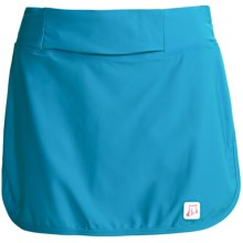Skirt Sports Race Belt Skirt (For Women) in Blue Crush - Closeouts