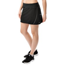 Skirt Sports Race Magnet Skirt (For Women) in Black - Closeouts
