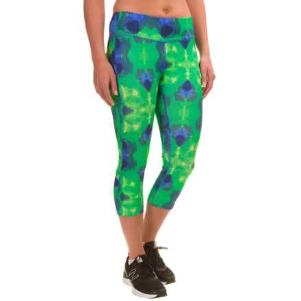 Skirt Sports Redemption Capris (For Women) in Emerald City Print - Closeouts