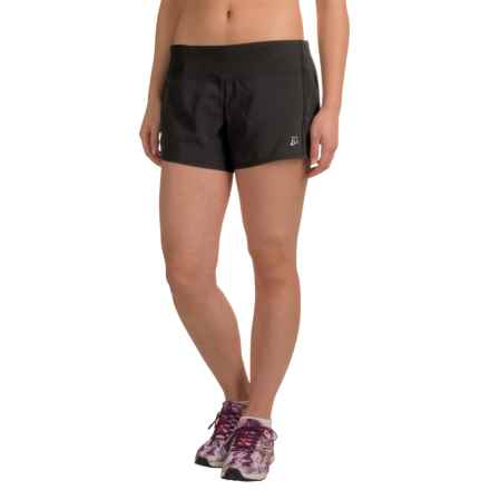 Skirt Sports Redemption Run Shorts - Built-In Briefs (For Women) in Black - Closeouts
