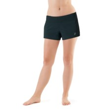 Skirt Sports Redemption Run Shorts - UPF 30, Built-in Briefs (For Women) in Black - Closeouts