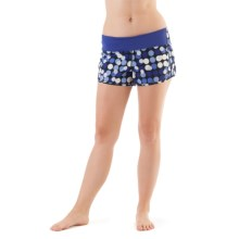 Skirt Sports Redemption Run Shorts - UPF 30, Built-in Briefs (For Women) in Pop-Arrazi Print - Closeouts