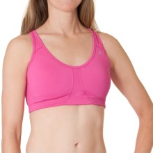 Skirt Sports Sabrina B Sports Bra - High Impact, Racerback (For Women) in Pink Crush - Closeouts