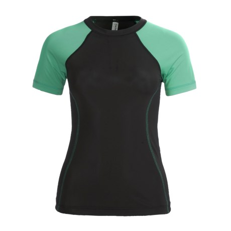 Skirt Sports Sunless T-Shirt - UPF 50, Short Sleeve (For Women)