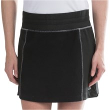 Skirt Sports Sweet Run Skirt (For Women) in Black - Closeouts