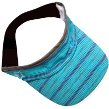 Skirt Sports Visor (For Women) in Reflection - Closeouts
