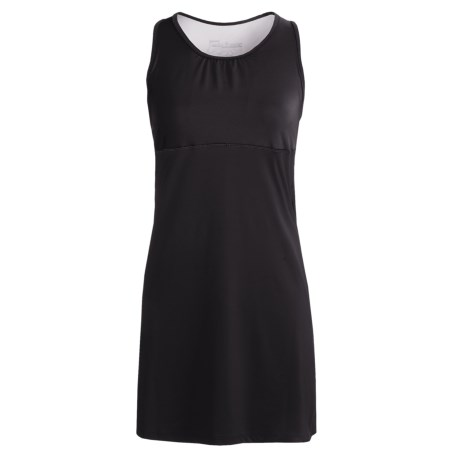 Skirt Sports Wonder Girl Tank Dress (For Women) in Black