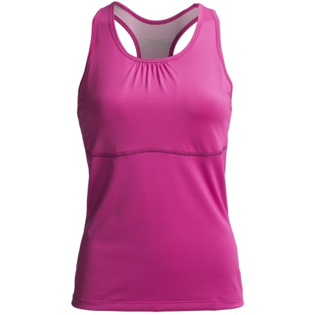 Skirt Sports Wonder Girl Tank Top (For Women) in Pink Crush