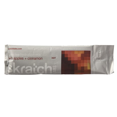 Skratch Labs Exercise Hydration Mix - Single Serving in Apples And Cinnamon