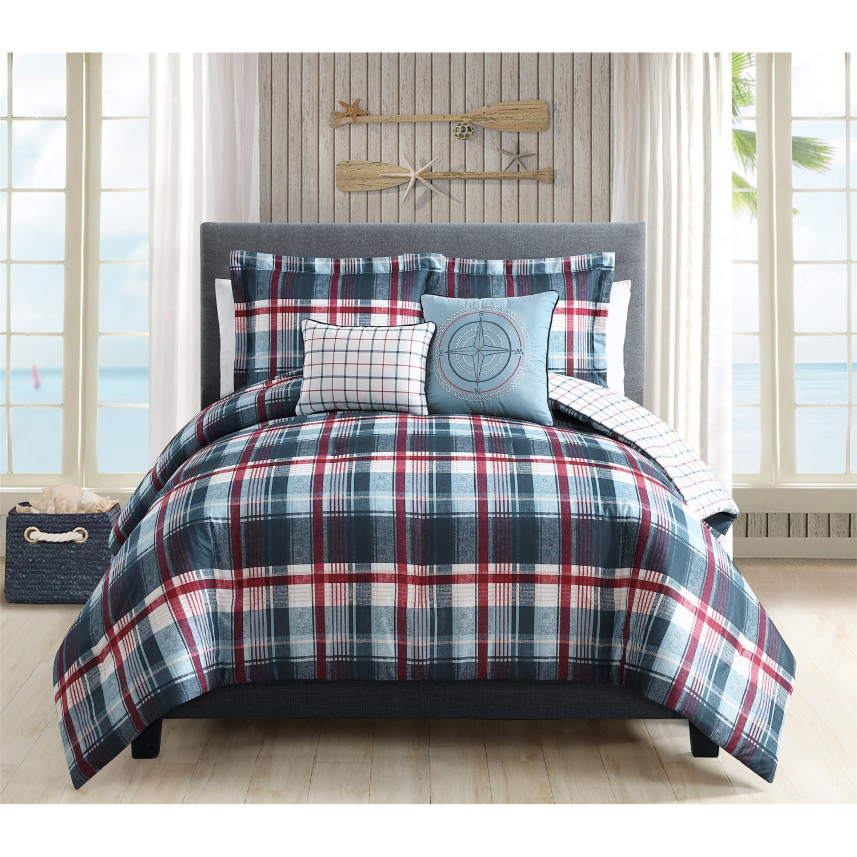unlimited warm set ducks plaid sets multi bedding comforter p