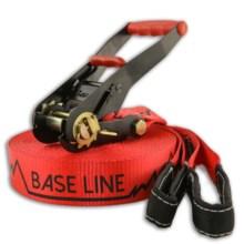 Slackline Industries Base Line Slackline - 15m in Red - Closeouts