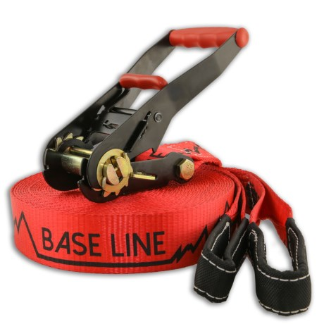 Slackline Industries Base Line Slackline 15m