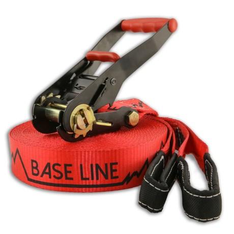 Slackline Industries Base Line Slackline 25m