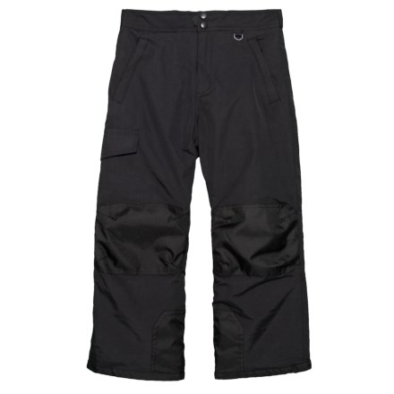 c0683df377 Slalom Caviar Cain Pull-On Snow Pants - Insulated (For Little and Big Kids