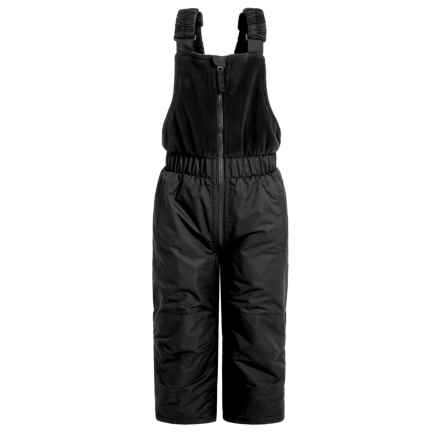 Slalom Water-Resistant Insulated Snow Pants (For Toddlers) in 06 - Closeouts