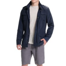 Slate & Stone Kelly Utility Jacket (For Men) in Navy - Closeouts