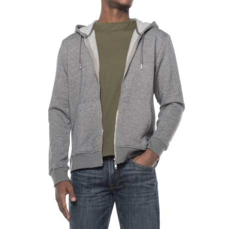 Slate & Stone Kurt Hoodie - Full Zip (For Men) in Grey