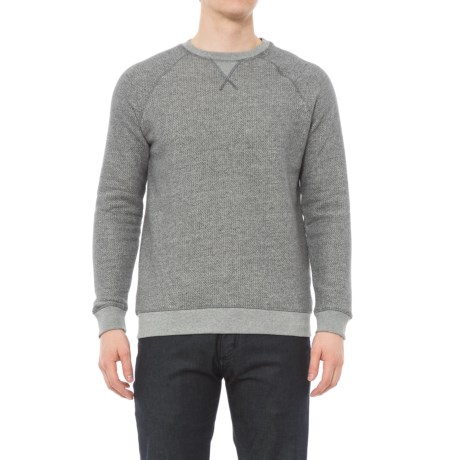 Slate & Stone Ryan Sweatshirt (For Men) in Grey