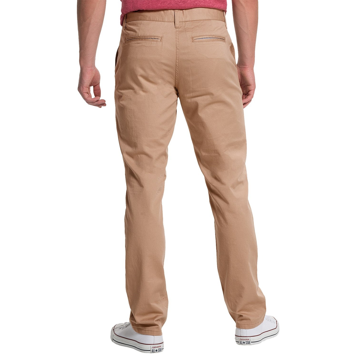 Our menâ s Slim Fit chinos & casual pants includes a wide range of styles and colors, so you can shop your favorites. Pair these versatile menâ s pants with a polo shirt, t shirt, or dress shirt for a stylish look. Whether youâ re going to the boardwalk or an evening party, these pants transition from day to .