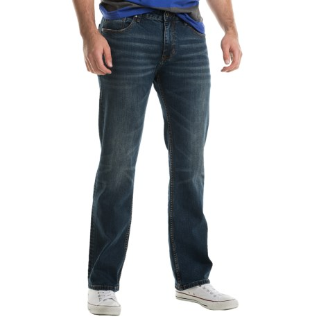 Slate Denim & Co. Coltrane Classic Jeans - Straight Leg (For Men) in Dark Vintage Wash