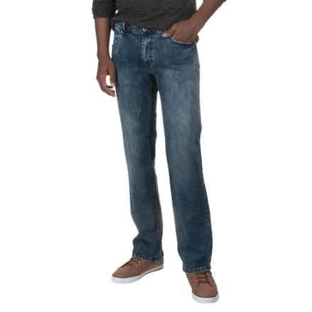 Slate Denim & Co. Coltrane Classic Jeans - Straight Leg (For Men) in Medium Light Vintage Wash - Closeouts