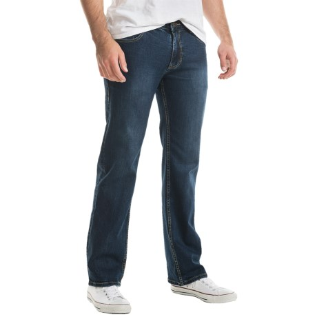 Slate Denim & Co. Coltrane Classic Jeans - Straight Leg (For Men) in Medium Vintage Wash