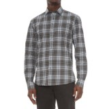 Slate Denim & Co. Dylan Plaid Shirt - Long Sleeve (For Men)