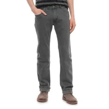 Slate Denim & Co. Parker Slim Fit Jeans - Straight Leg (For Men) in Grey Wash