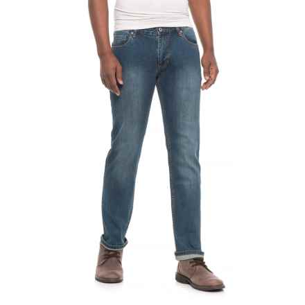 Slate Denim & Co. Parker Slim Fit Jeans - Straight Leg (For Men) in Medium Vintage - Overstock
