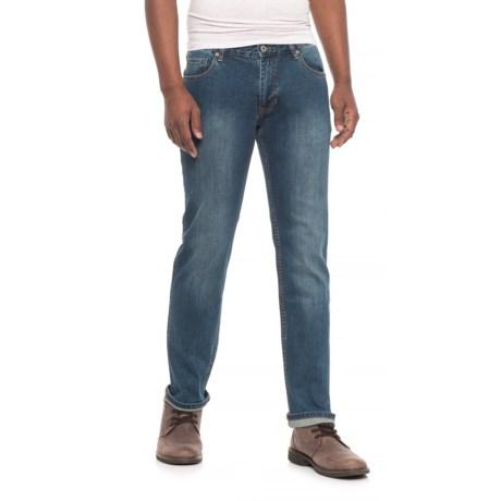 Slate Denim & Co. Parker Slim Fit Jeans - Straight Leg (For Men) in Medium Vintage