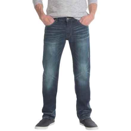 Slate Denim & Co. Parker Slim Jeans - Straight Leg (For Men) in Dark Vintage Wash - Closeouts