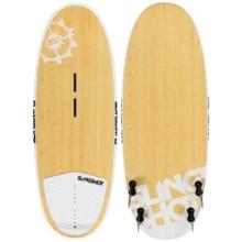 Slingshot SP Wood Veneer Wakesurf Board in See Photo - Closeouts