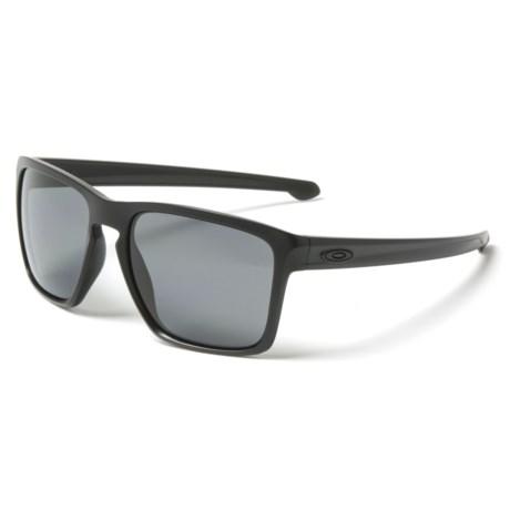c4dab6cc67 UPC 888392214829 - Oakley Mens Sliver XL Polarized Matte Black Grey ...