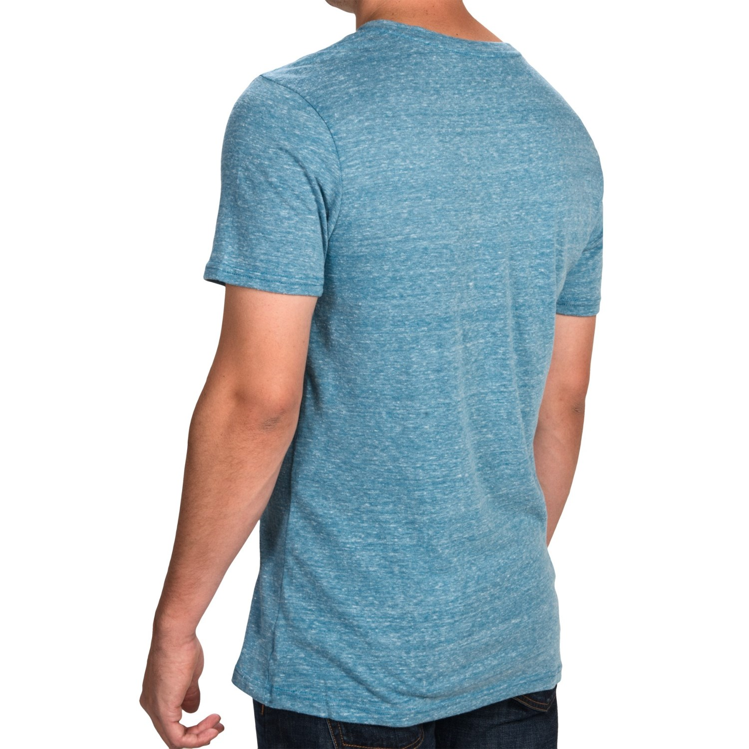 Slub knit t shirt for men 9532g save 64 for Short sleeved shirts for men