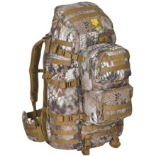 Slumberjack Bounty 4500 Backpack - Internal Frame in Kryptek Highlander - Closeouts