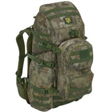 Slumberjack Bounty 4500 Backpack - Internal Frame in Mandrake - Closeouts