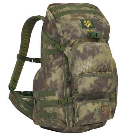 Slumberjack Carbine 2500 Backpack - Internal Frame in Mandrake - Closeouts