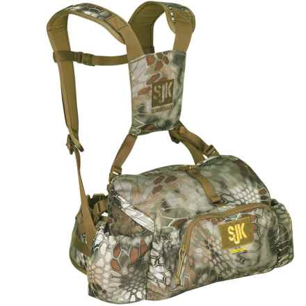 Slumberjack Flush 750 Pack - 12L in Kryptek Highlander - Closeouts