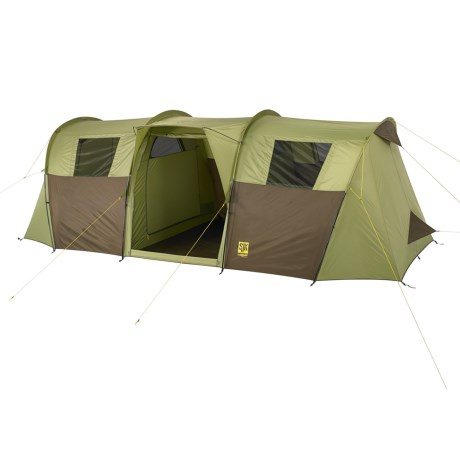 Slumberjack Overland 10 Tent - 10 Person 3 Season in See Photo  sc 1 st  Sierra Trading Post & Slumberjack Overland 10 Tent - 10 Person 3 Season - Save 24%