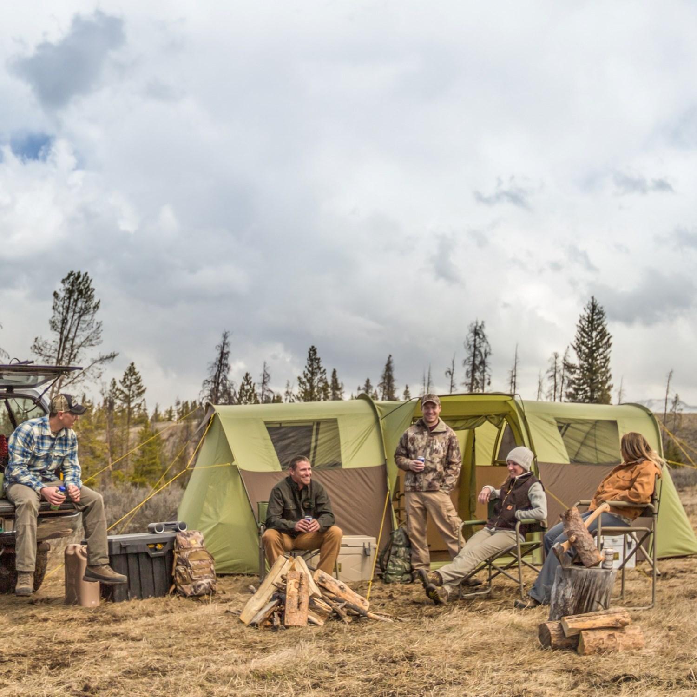 Slumberjack Overland 10 Tent - 10 Person 3 Season & Slumberjack Overland 10 Tent - 10 Person 3 Season - Save 24%