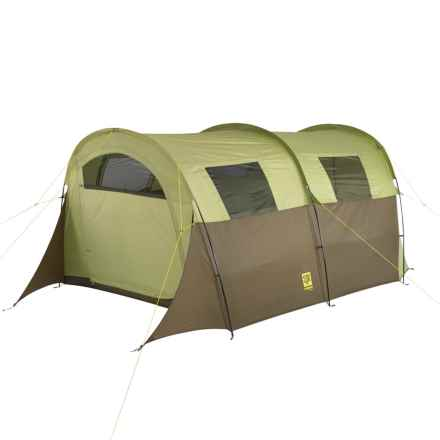 Slumberjack Overland 8 Two-Room Tent - 8-Person, 3-Season in See Photo - Closeouts