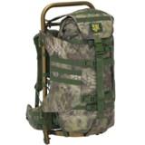 Slumberjack Rail Hauler 2500 Hunting Backpack - External Frame