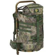 Slumberjack Rail Hauler 2500 Hunting Backpack - External Frame in Mandrake - Closeouts