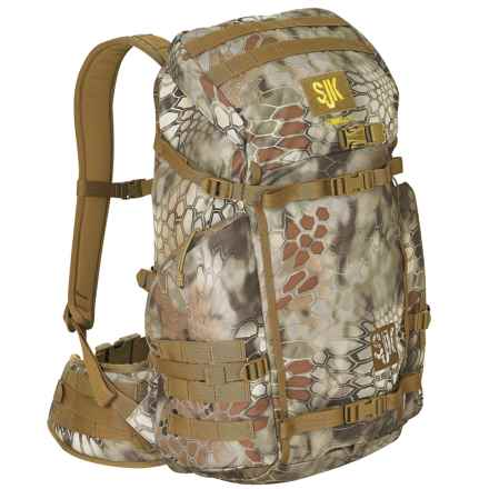 Slumberjack Snare 2000 Backpack - Internal Frame in Kryptek Highlander - Closeouts